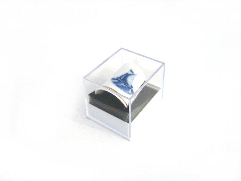 Fingerhut, Delft Blue Schiff