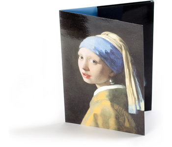 File Folder, Girl with a Pearl Earring, Vermeer