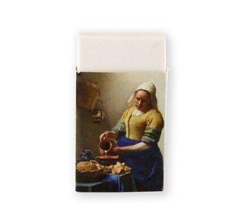 Gum , Het melkmeisje