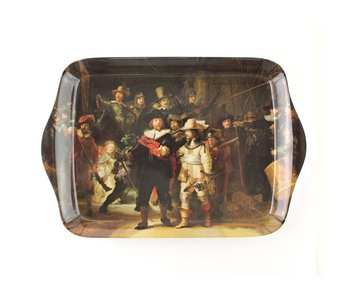 Mini tray, 21 x 14 cm, The Night Watch, Rembrandt