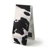 Marque-page magnétique, vache, manteau