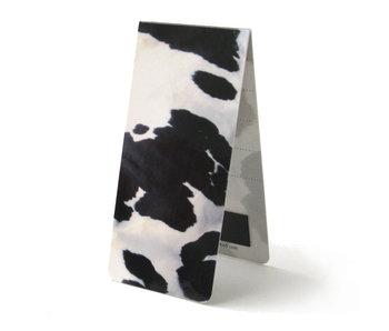 Magnetische Boekenlegger, koe, vacht