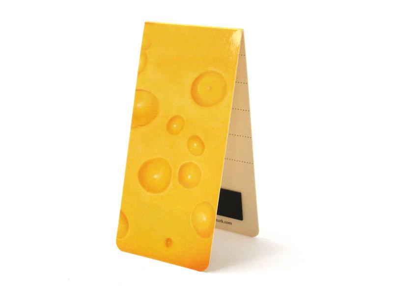 Magnetisches Lesezeichen, holländischer Käse