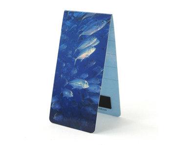 Magnetische Boekenlegger, Vissen