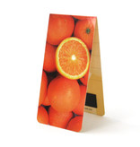 Magnetisches Lesezeichen, Orangen