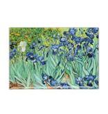 Imán de nevera, Iris, Van Gogh