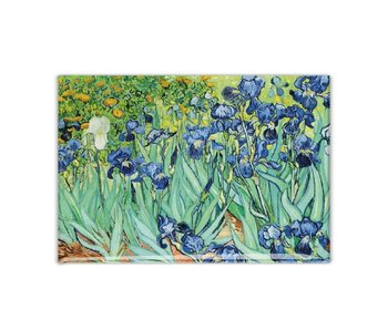 Fridge Magnet, Irises, Van Gogh