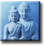 Koelkastmagneet, Boeddha
