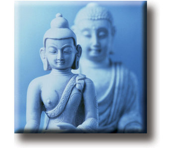 Imán de nevera, Buda