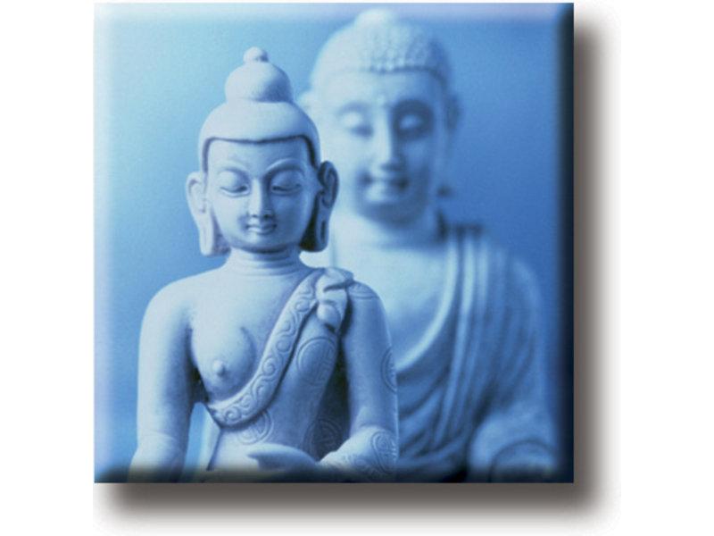 Kühlschrankmagnet, Buddha