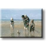 Imán de nevera, Niños del mar, Israëls