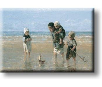 Koelkastmagneet, Kinderen der zee, Israëls
