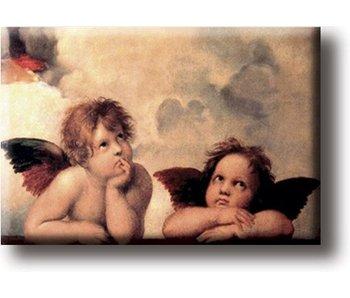 Kühlschrankmagnet, Sixtinische Madonna, Raphael