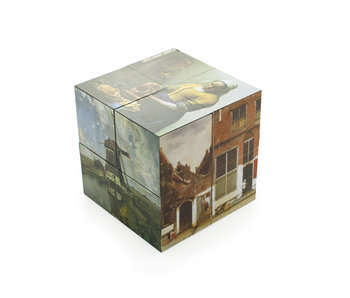 Cube magique,  Rijksmuseum, chefs-d'œuvre