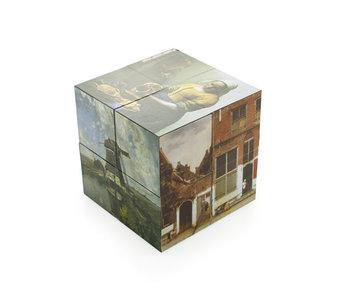 Cubo Mágico, Rijksmuseum, Obras maestras
