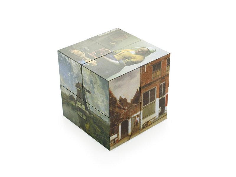 Magic Cube, Rijksmuseum, Masterpieces