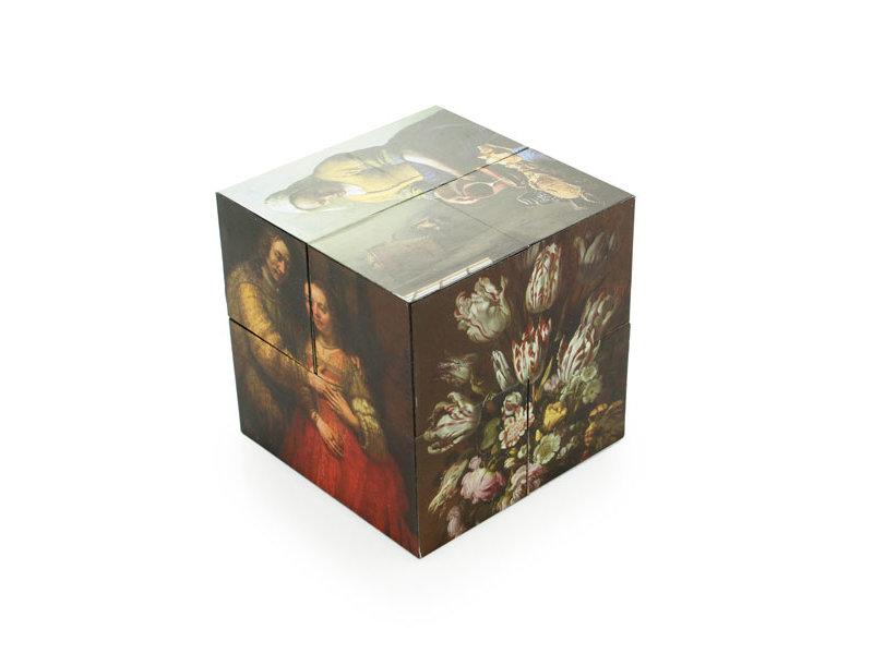 Zauberwürfel, Rijksmuseum, Meisterwerke