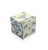 Cube magique, Faïence de Delft