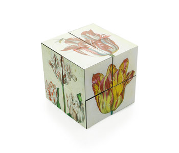 Magic Cube, Dutch Tulips Art Cube, Marrel