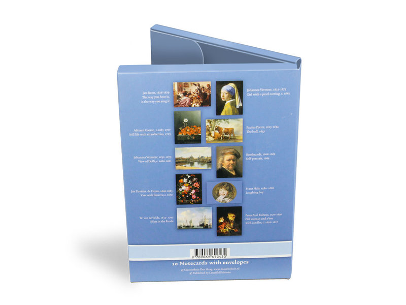 Kartenordner, Thema Mauritshuis