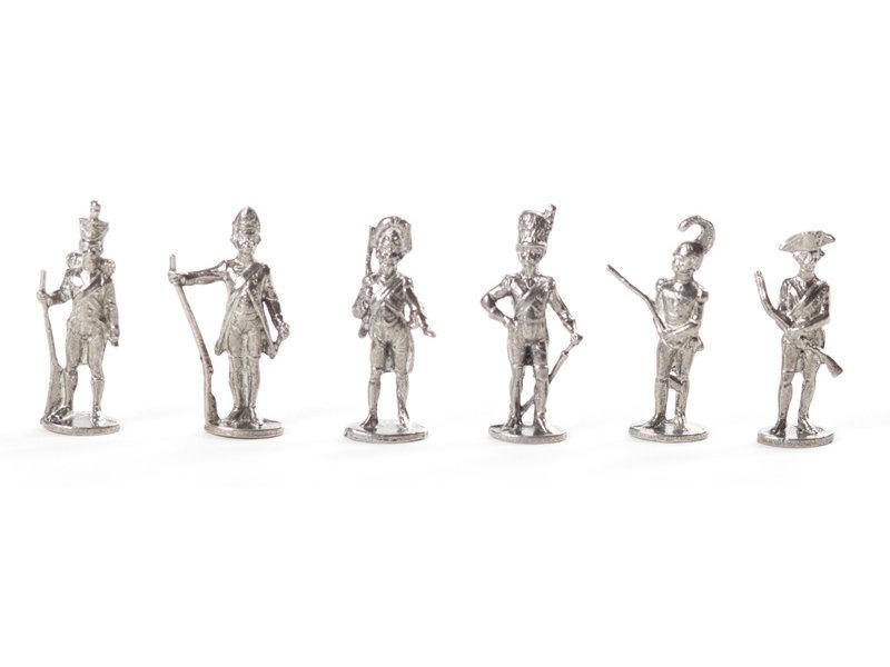 Figurines W, Napoleon, Pewter