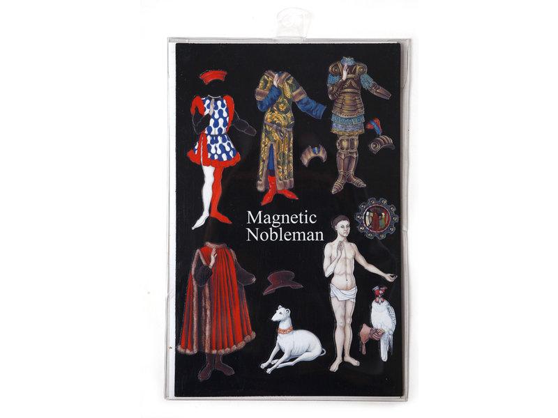 Contour Magnet Set, Nobleman