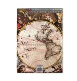 Funda portadocumentos, A4, , mapa mundial