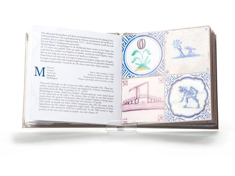 Book, Tile Tales ABC