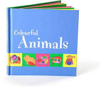 Books W, Children's Book W, Animals H. Simon