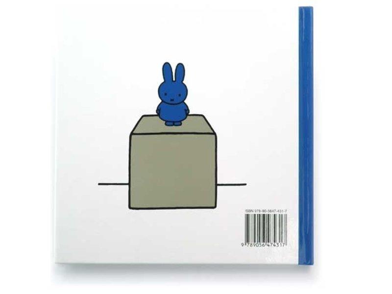 Book, Miffy in the museum(NL), Dick Bruna