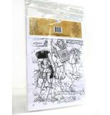 Colour-in Postcards Roman