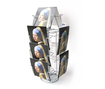Toonbankdisplay voor kaarten, 12 compartimenten