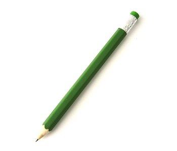 Holzkugelschreiber, grün