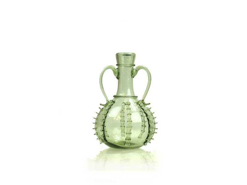 Carafe de mariage, petit 15 cm, vert