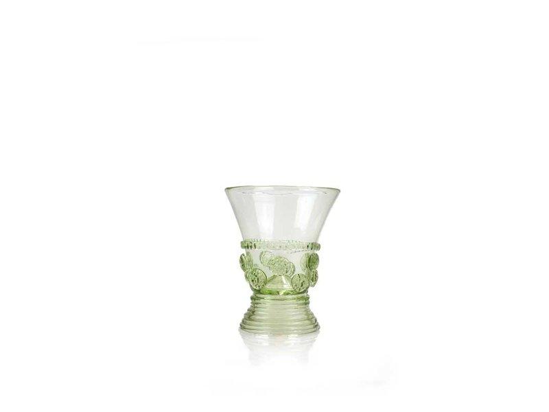Verre, Berkemeier, clous 9 cm, vert