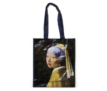 Sac cabas, Fille avec une boucle d'oreille perle, Vermeer