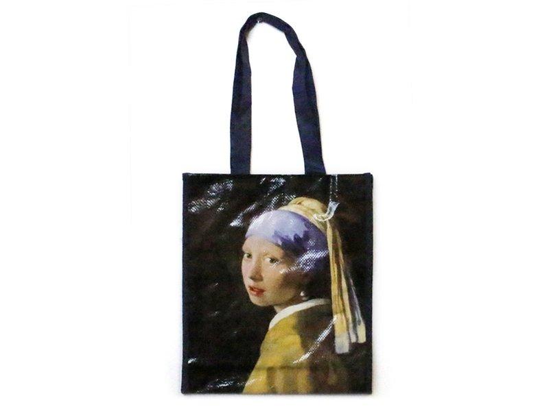 Shopper , Meisje met de parel, Vermeer