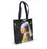 Einkaufstasche, Mädchen mit Perlenohrring, Vermeer