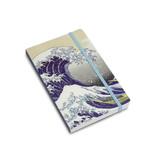 Softcover notitieboekje, De grote golf van Kanagawa, Hokusai