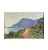 Fridge Magnet, La Corniche near Monaco, Monet