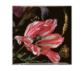 Aimant frigo, Fleur nature morte, De Heem
