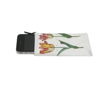 Phone Pocket, Tulips, Marrel