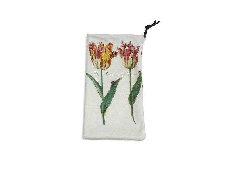 Pochette microfibre, Marrel, Tulips