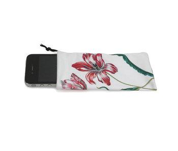 Phone Pocket, Three Tulips, Merian
