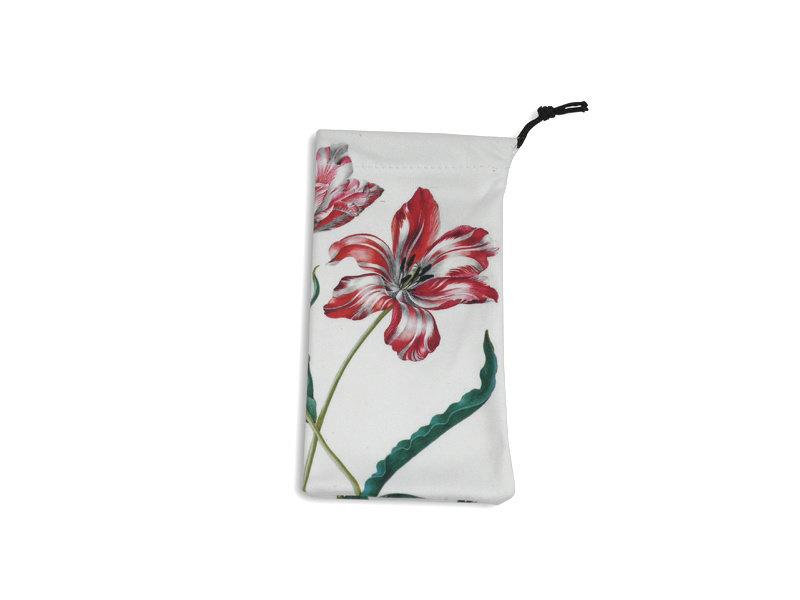 Microfiber Telefoonhoesje, Drie tulpen, Merian