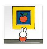 Fridge magnet, Miffy in the museum