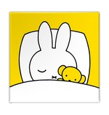 Fridge magnet, Miffy is sleeping