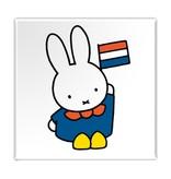 Kühlschrankmagnet, Miffy in Holland