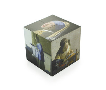 Cubo Mágico, Johannes Vermeer