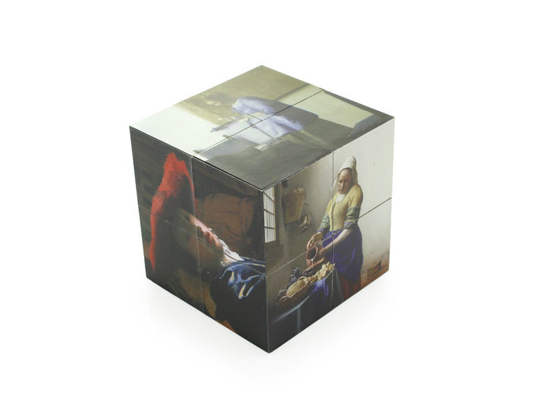 Vouwkubus,  Vermeer